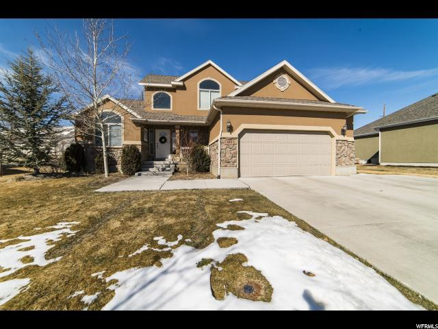 435 E Clubview Ln, Lehi, UT 84043 (#1509511) :: Red Sign Team