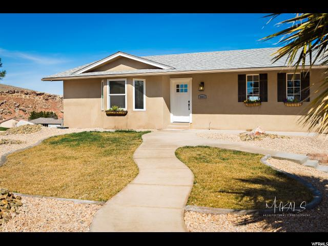 2981 S S Blueberry Cir, St. George, UT 84790 (#1509714) :: Exit Realty Success