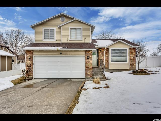 6212 S Westbrook Dr W, Taylorsville, UT 84129 (#1509761) :: goBE Realty