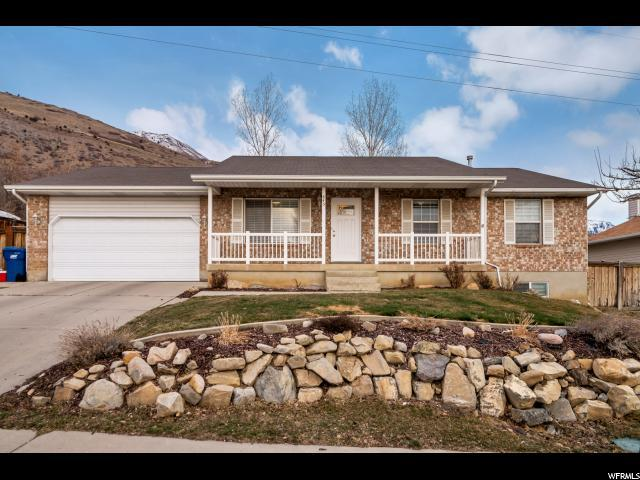 845 S Cherokee Dr, Pleasant Grove, UT 84062 (#1509965) :: Exit Realty Success