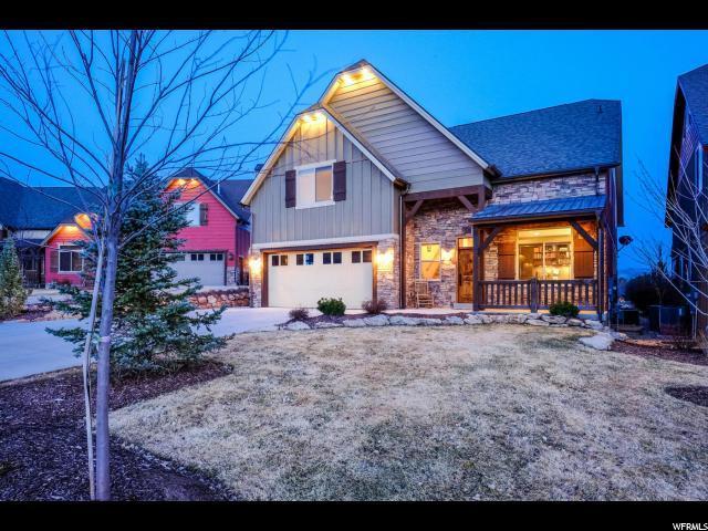 1108 N Springer View Dr, Midway, UT 84049 (MLS #1510032) :: Lawson Real Estate Team - Engel & Völkers