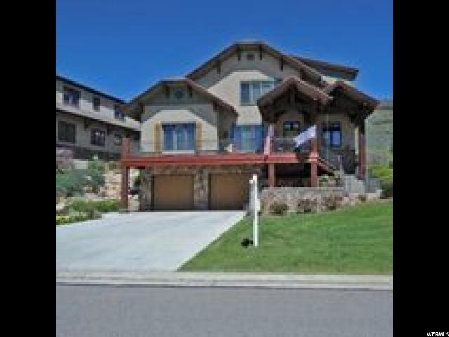 1367 N Montaban Way, Midway, UT 84049 (MLS #1510053) :: Lawson Real Estate Team - Engel & Völkers