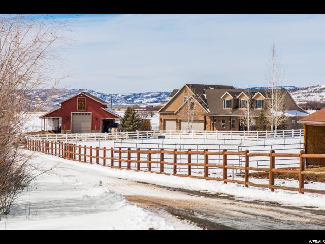 5705 Starr Ln, Oakley, UT 84055 (MLS #1510067) :: High Country Properties
