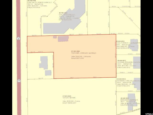Address Not Published, Mapleton, UT 84664 (#1510212) :: The Utah Homes Team with iPro Realty Network