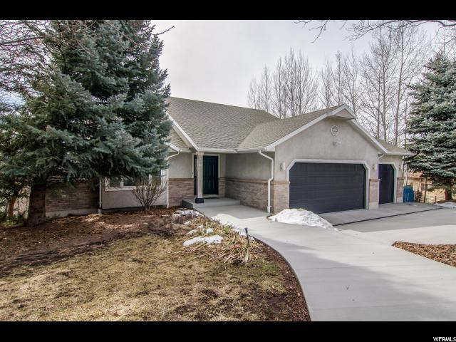 702 E Valley Dr, Heber City, UT 84032 (MLS #1510219) :: High Country Properties