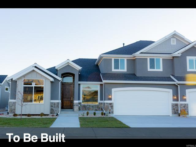 2382 W 1160 N Lot 8, Provo, UT 84601 (#1510227) :: Exit Realty Success