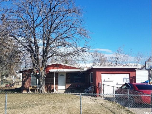 495 N 200 W, Clearfield, UT 84015 (#1510233) :: Bustos Real Estate   Keller Williams Utah Realtors