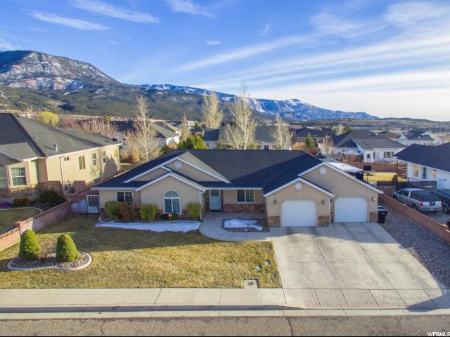 2013 W 650 S, Cedar City, UT 84720 (#1510319) :: goBE Realty