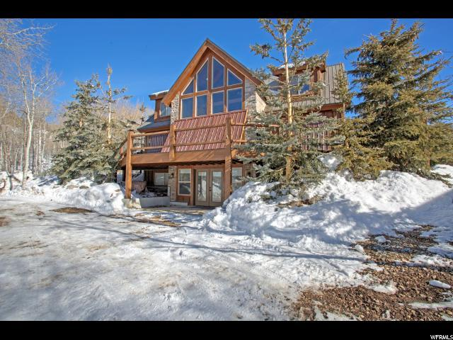 830 W Shady Ln S, Coalville, UT 84017 (MLS #1510366) :: High Country Properties