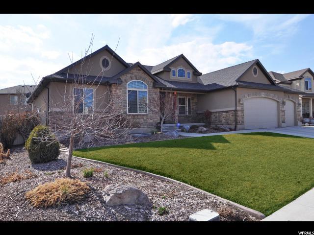 13558 S Carter Creek Way, Riverton, UT 84065 (#1510461) :: Bustos Real Estate | Keller Williams Utah Realtors