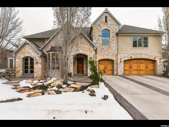6638 S Juliet Way, Cottonwood Heights, UT 84121 (#1510548) :: Colemere Realty Associates