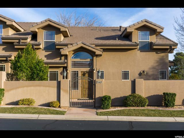 345 N 2450 E #148, St. George, UT 84790 (#1510588) :: Bustos Real Estate | Keller Williams Utah Realtors