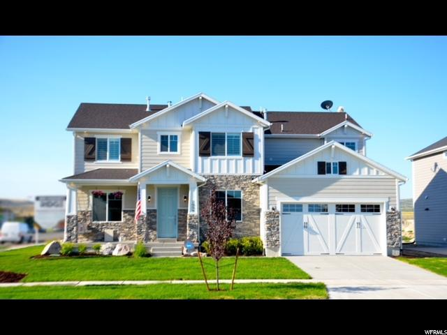 1009 W Salute Ln, Bluffdale, UT 84065 (#1510620) :: Colemere Realty Associates