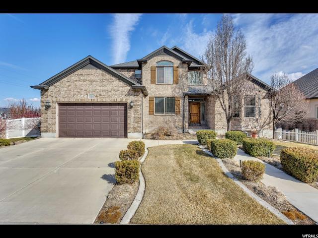 11813 S Swensen Farm Dr, Riverton, UT 84096 (#1510637) :: Big Key Real Estate