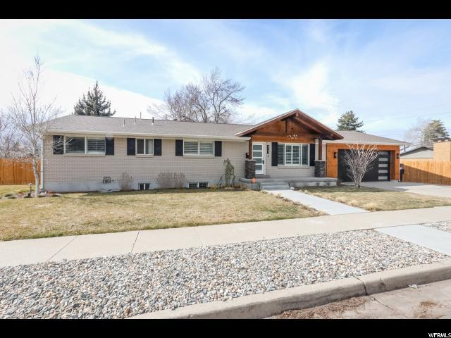 6700 S 2445 E, Cottonwood Heights, UT 84121 (#1510727) :: Colemere Realty Associates