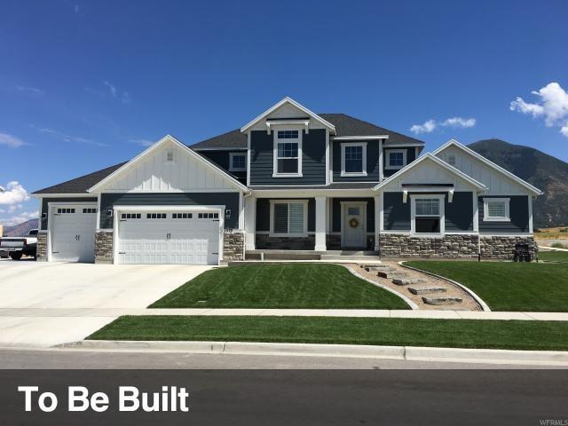 1014 N Christley Ln #38, Elk Ridge, UT 84651 (#1510787) :: Exit Realty Success