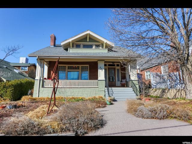 435 B St, Salt Lake City, UT 84103 (#1510792) :: Colemere Realty Associates