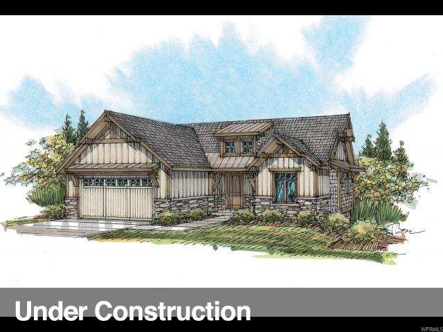 2646 E Red Knob Way Cp2-11, Heber City, UT 84032 (MLS #1510974) :: High Country Properties