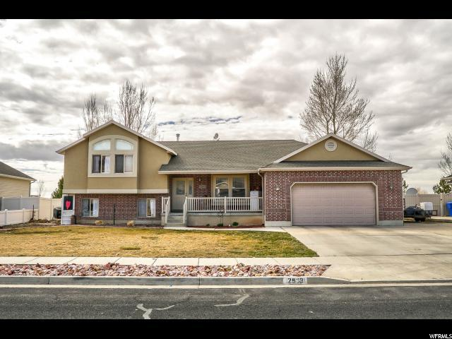 2533 W Remuda Dr, Farr West, UT 84404 (#1510997) :: Exit Realty Success