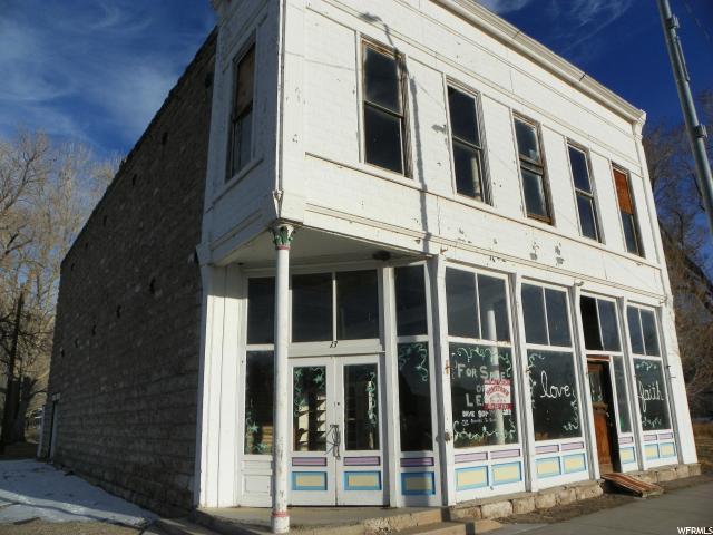 13 S Main City, Monroe, UT 84754 (#1511106) :: The Fields Team