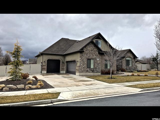 4137 W Park Hollow Ln, Riverton, UT 84065 (#1511200) :: Colemere Realty Associates