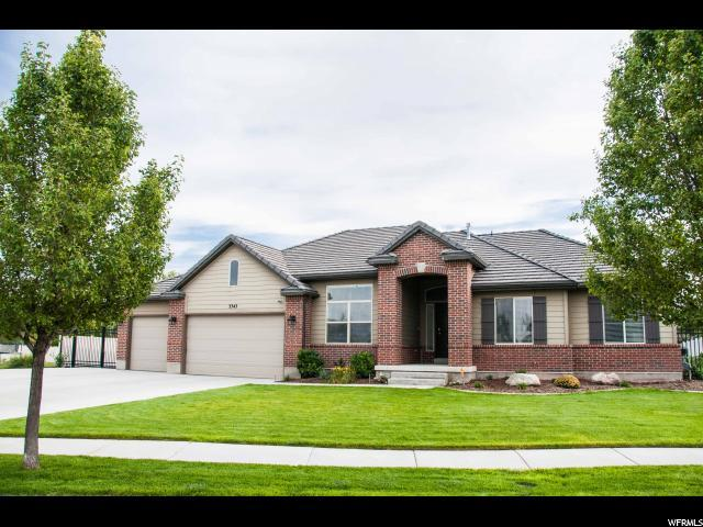 3343 W Kale Ln, Riverton, UT 84065 (#1511228) :: Colemere Realty Associates
