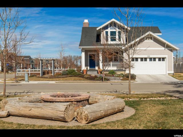 1242 W Samuel Holt Dr S, South Jordan, UT 84095 (#1511261) :: Colemere Realty Associates