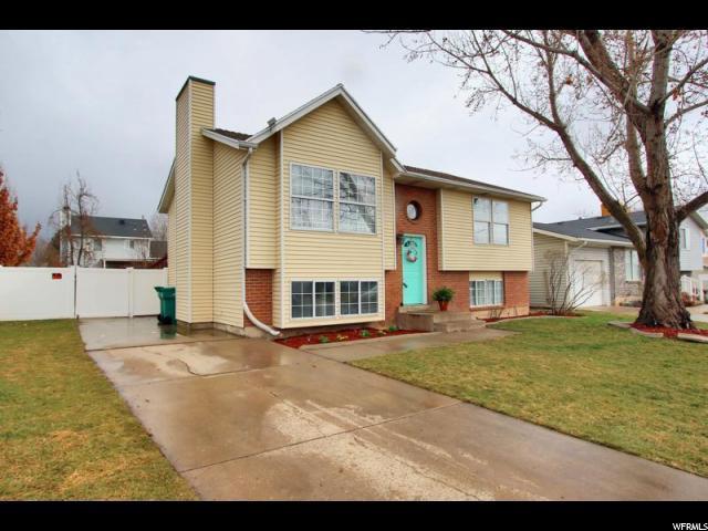 1198 N 200 W, Layton, UT 84041 (#1511301) :: Bustos Real Estate | Keller Williams Utah Realtors