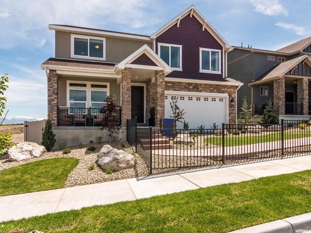 4309 W Rosecrest Rd S #5, Herriman, UT 84096 (#1511348) :: Bustos Real Estate | Keller Williams Utah Realtors