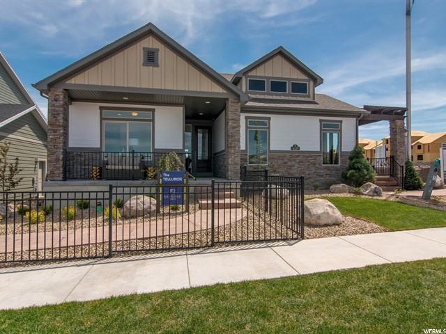 4339 W Rosecrest Rd S #2, Herriman, UT 84096 (#1511355) :: Big Key Real Estate