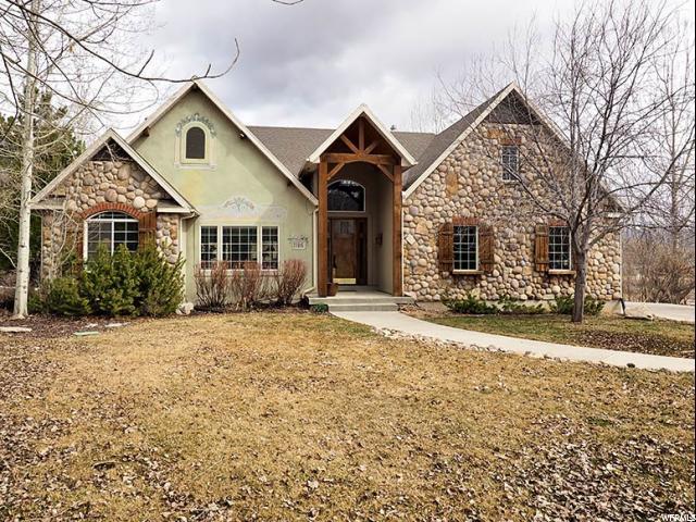 1186 N Cottage Way, Midway, UT 84049 (MLS #1511364) :: Lawson Real Estate Team - Engel & Völkers