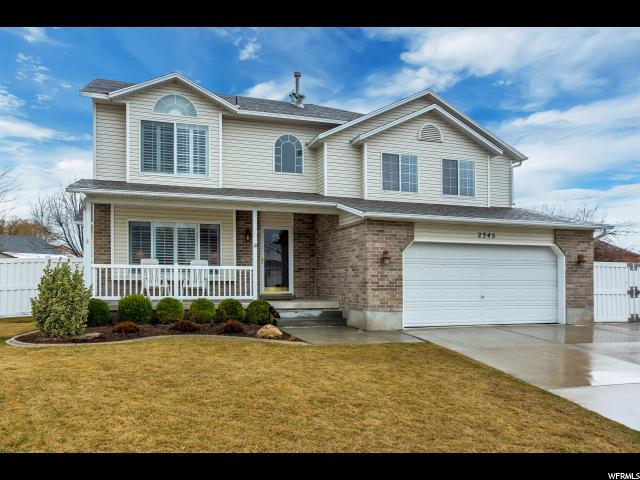 2345 W 13190 S, Riverton, UT 84065 (#1511369) :: Colemere Realty Associates