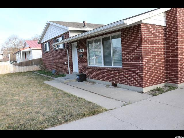 4023 W Westlake Ave S, West Valley City, UT 84120 (#1511371) :: Colemere Realty Associates