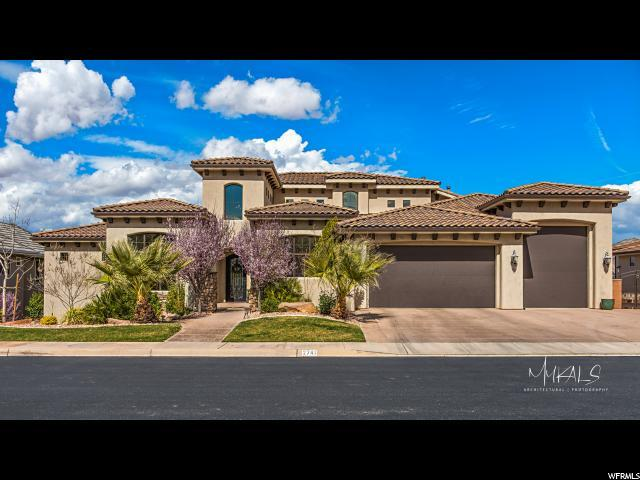 2471 E 1400 S, St. George, UT 84790 (#1511383) :: Bustos Real Estate | Keller Williams Utah Realtors