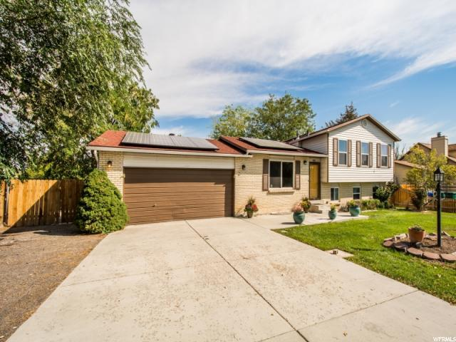 2182 W Gregory Ave S, Riverton, UT 84065 (#1511452) :: Colemere Realty Associates