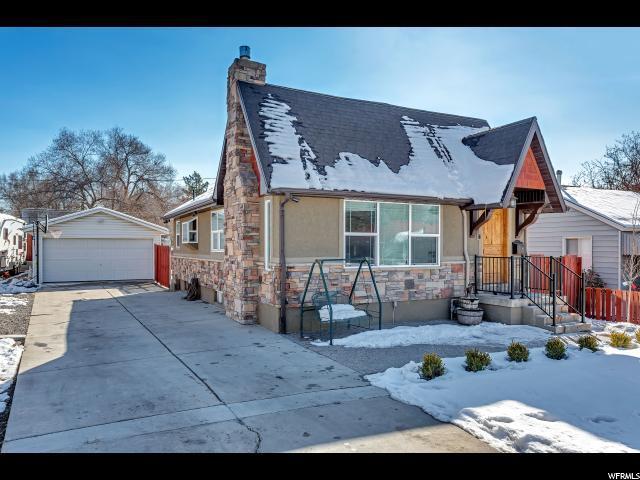 1350 E Zenith Ave S, Salt Lake City, UT 84106 (#1511622) :: Colemere Realty Associates