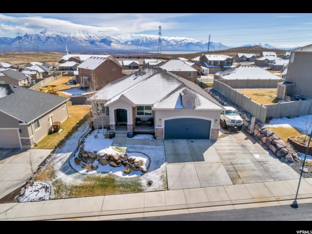9154 N Kilkenny Way, Eagle Mountain, UT 84005 (#1511625) :: Exit Realty Success