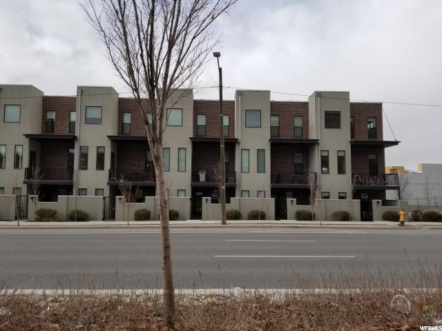 315 W Reed Ave Ave N #10, Salt Lake City, UT 84103 (#1511663) :: Colemere Realty Associates
