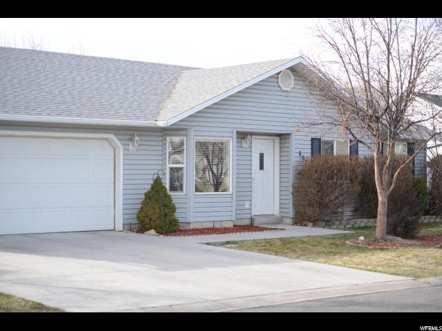 663 N 430 W, Logan, UT 84321 (#1511667) :: Bustos Real Estate | Keller Williams Utah Realtors