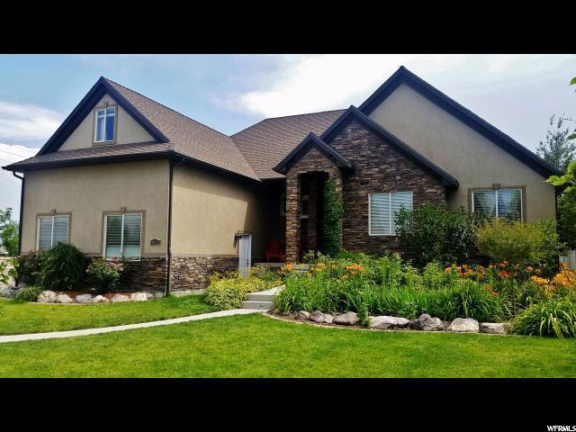 6017 W Heritage Hill Dr S, Herriman, UT 84096 (#1511669) :: Bustos Real Estate | Keller Williams Utah Realtors