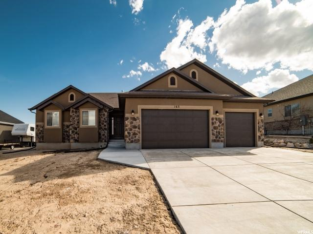 163 E Heppler Ln. S, Saratoga Springs, UT 84045 (#1511722) :: The Utah Homes Team with iPro Realty Network