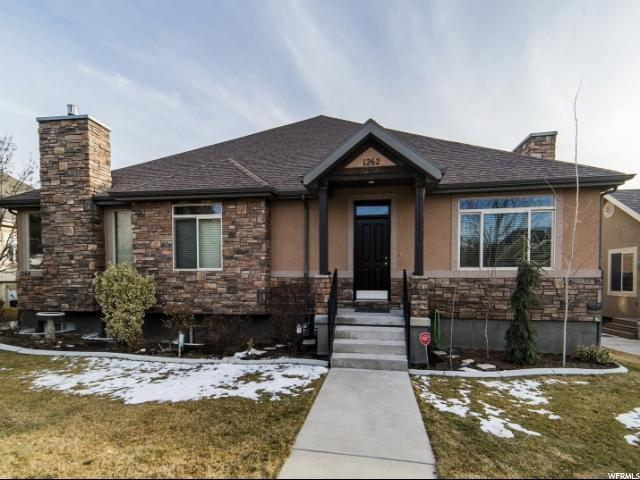 1262 E 650 N, American Fork, UT 84003 (#1511725) :: The Utah Homes Team with iPro Realty Network