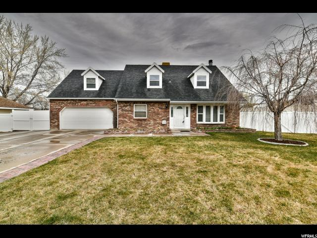 928 W Sunberry Dr S, Murray, UT 84123 (#1511742) :: Exit Realty Success