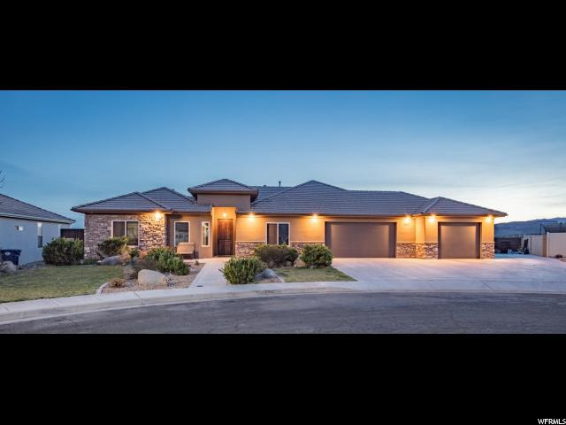 857 Crystal Dr, St. George, UT 84770 (#1511785) :: Exit Realty Success
