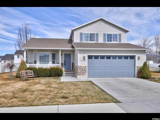 1318 W 650 S, Lehi, UT 84043 (#1511793) :: Exit Realty Success