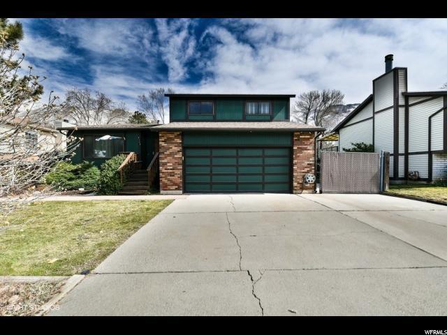 7143 S Watermill Way, Cottonwood Heights, UT 84121 (#1511831) :: KW Utah Realtors Keller Williams