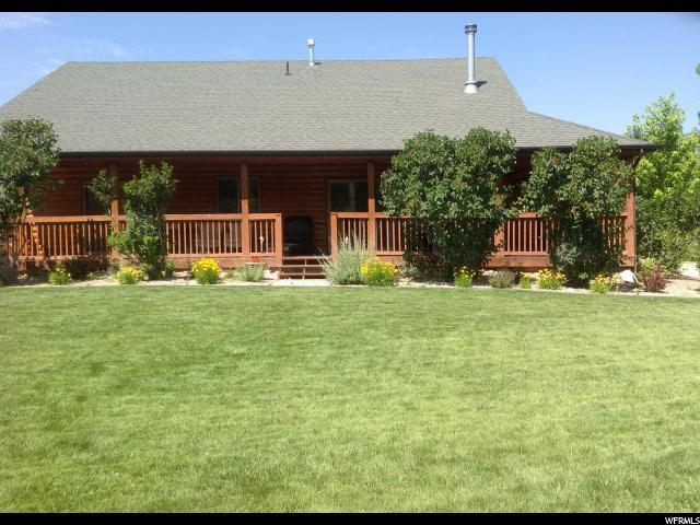 30702 Old Lincoln Hwy, Coalville, UT 84017 (MLS #1511843) :: High Country Properties