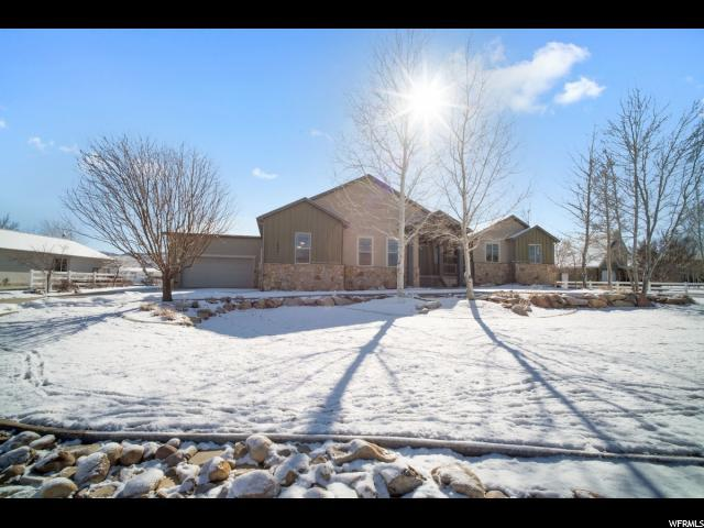 1685 Oak Ln, Francis, UT 84036 (MLS #1511861) :: High Country Properties