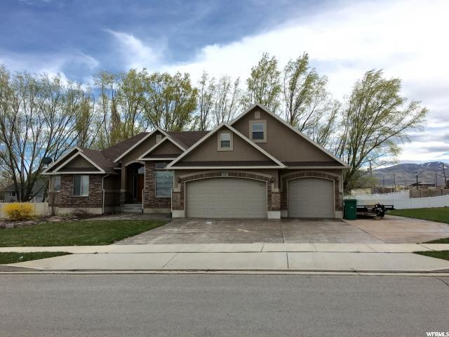 3583 W Johnson Crk S, Riverton, UT 84065 (#1511930) :: The Utah Homes Team with iPro Realty Network