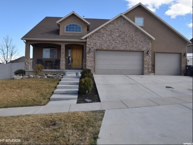 419 W Misty Sage Way S, Saratoga Springs, UT 84045 (#1512047) :: R&R Realty Group